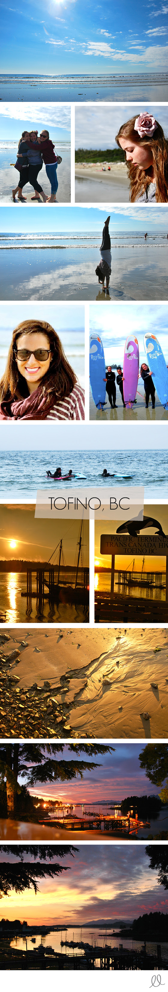 Pictures of Tofino
