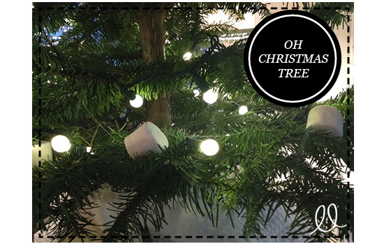 at home tree decorations | christmas